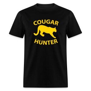 Cougar Hunter T-shirt - Men's T-Shirt