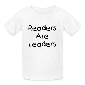 Readers Are Leaders - Kids' T-Shirt