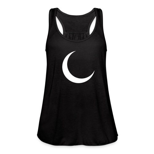 ☆Crescent☆ - Women's Flowy Tank Top by Bella