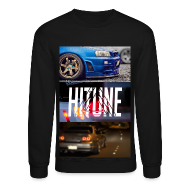 Long Sleeve Shirts ~ Crewneck Sweatshirt ~ Skyline Crew