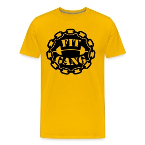 Fit Gang Men's T-Shirt - Men's Premium T-Shirt
