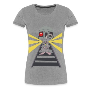 Women's T2T Short-Sleeve - Women's Premium T-Shirt