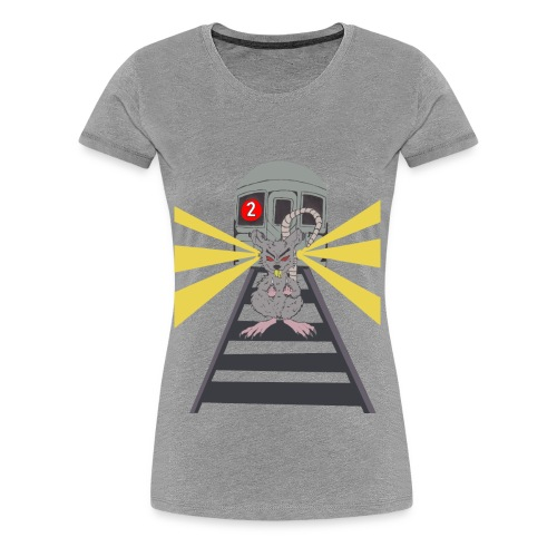 Women's T2T Short-Sleeve - Women's Premium T-Shirt