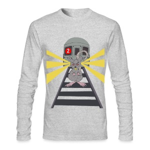 Men's Longsleeve - Men's Long Sleeve T-Shirt by Next Level