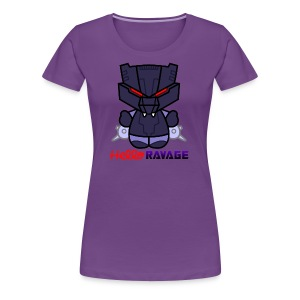 Hello Ravage - Women's Premium T-Shirt