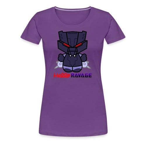 Hello Ravage - Women's Premium T-Shirt