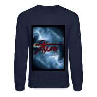 Long Sleeve Shirts ~ Crewneck Sweatshirt ~ Storm Crewneck