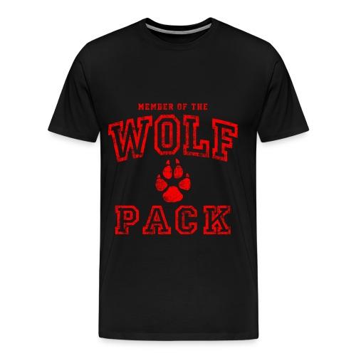 The Wolf Pack - Men's Premium T-Shirt