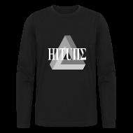 Long Sleeve Shirts ~ Men's Long Sleeve T-Shirt by Next Level ~ The Penrose [Premium]