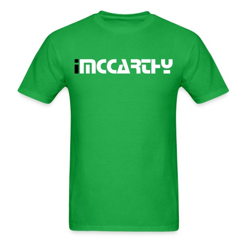 iMcCarthy - Men's T-Shirt