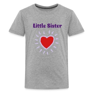 Little sister T-shirts - Kids' Premium T-Shirt