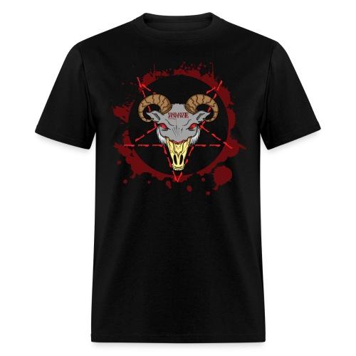 Vigilante Goat - Men's T-Shirt