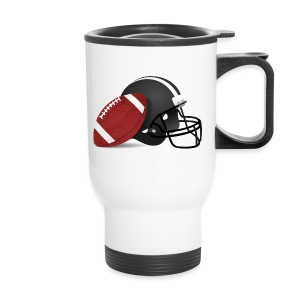 Football - Travel Mug