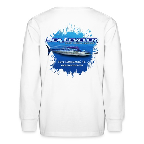 Kids (Boys) Long Sleeve T-Shirt - Kids' Long Sleeve T-Shirt