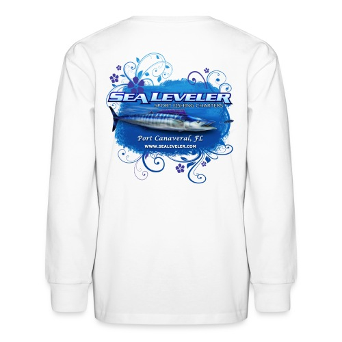 Kids (Girls) Long Sleeve T-Shirt - Kids' Long Sleeve T-Shirt