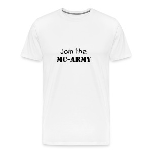 Mc Army - Men's Premium T-Shirt