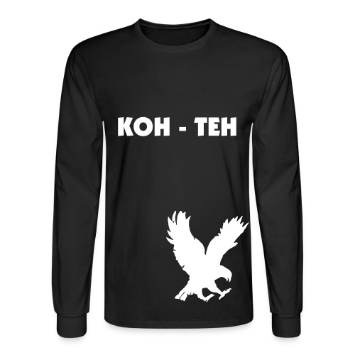LONG SLEEVE W/ A HAWK - Men's Long Sleeve T-Shirt