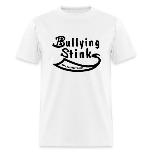 Men's Bullying Stinks - Men's T-Shirt
