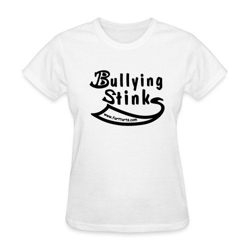 Woman's Bullying Stinks - Women's T-Shirt