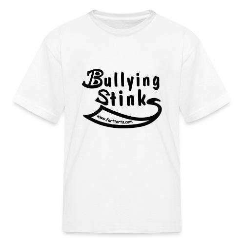 Kids's Bullying Stinks - Kids' T-Shirt