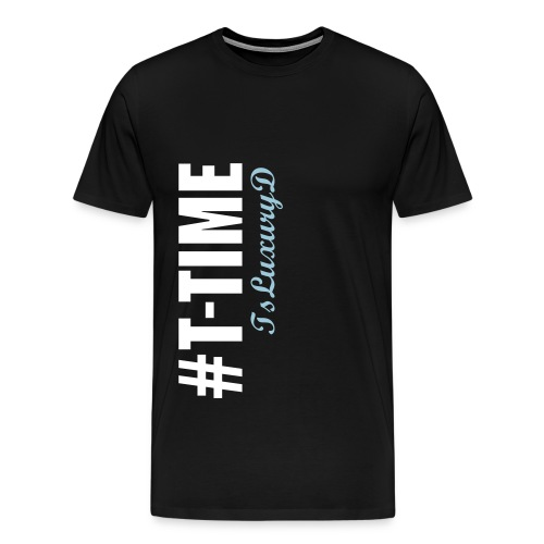 #TTIME - Men's Premium T-Shirt