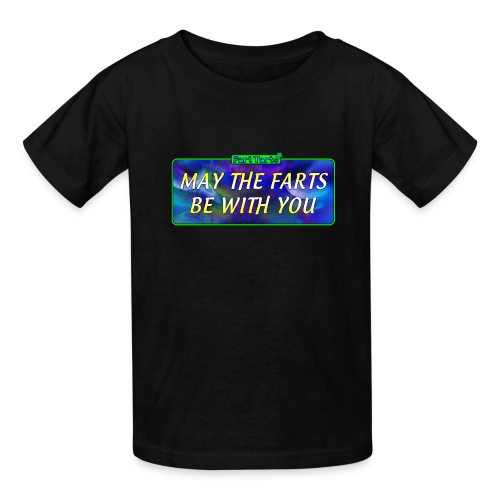 Kid's - May the farts be with you - Kids' T-Shirt