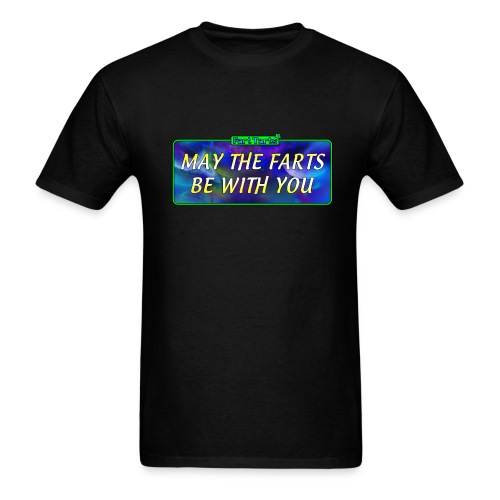 Men's's - May the farts be with you - Men's T-Shirt
