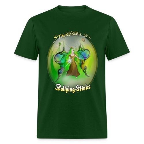Men's Stinkerbell says Bullying Stinks - Men's T-Shirt