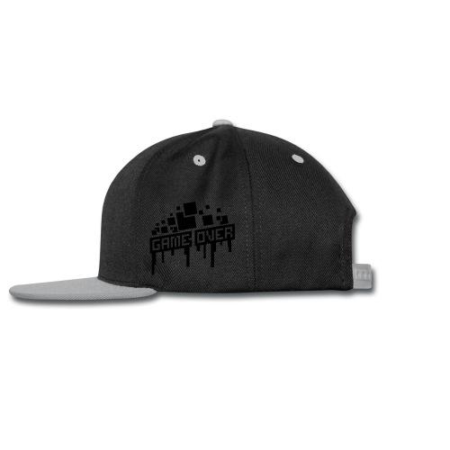 WizHD Cap Purple and Gold/Yellow  - Snap-back Baseball Cap