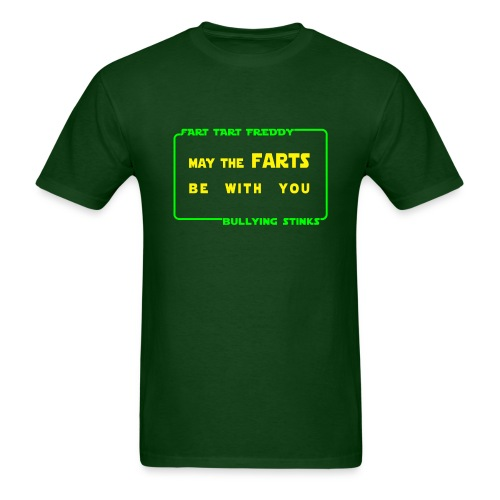Men's - May the farts be with you - Men's T-Shirt