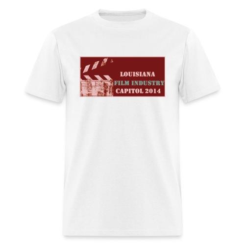 Louisiana Film Industry 2014 LSU Saints - Men's T-Shirt