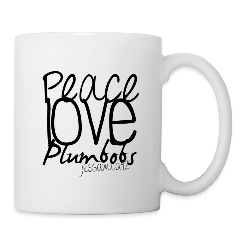 Coffe Mug(Peace Love Plumbobs) - Coffee/Tea Mug