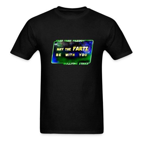 May the farts be with you (special edition)- Men's - Men's T-Shirt