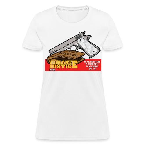 Womens Path of the Righetous Man - Women's T-Shirt