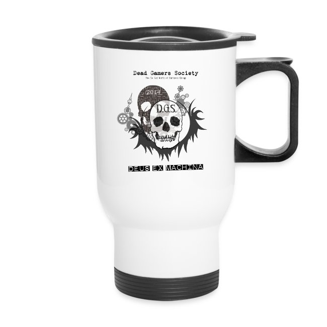 Demon Travel Mug