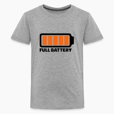 Battery Kids' Shirts