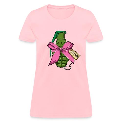 Womens Grenade - Women's T-Shirt