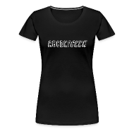 T-Shirts ~ Women's Premium T-Shirt ~ ABCDEFGeek Logo Women's Tee