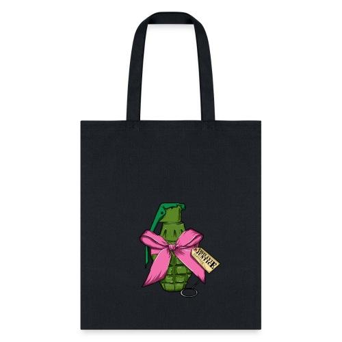 Grenade Tote Bag - Tote Bag