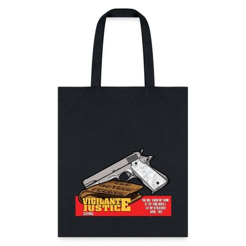 Pulp Vigilante Tote Bag - Tote Bag