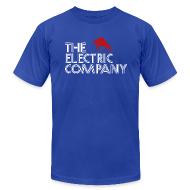 T-Shirts ~ Men's T-Shirt by American Apparel ~ The Electric Company