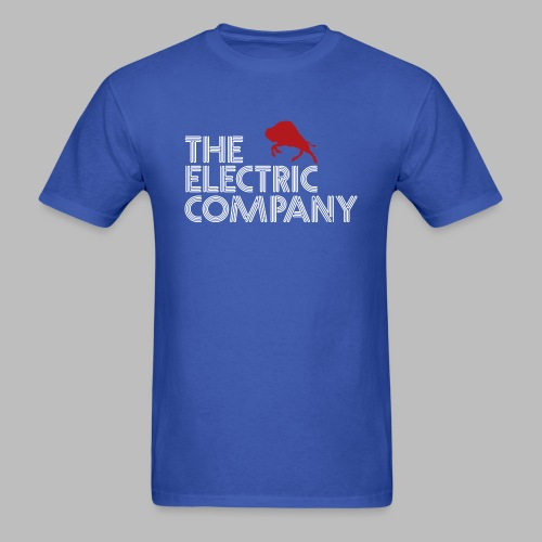 The Electric Company - Men's T-Shirt