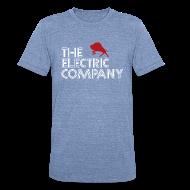 T-Shirts ~ Unisex Tri-Blend T-Shirt ~ The Electric Company