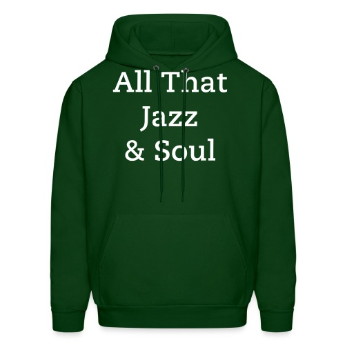 Alfonzo Blackwell men's Hooded Sweat Shirt - Men's Hoodie