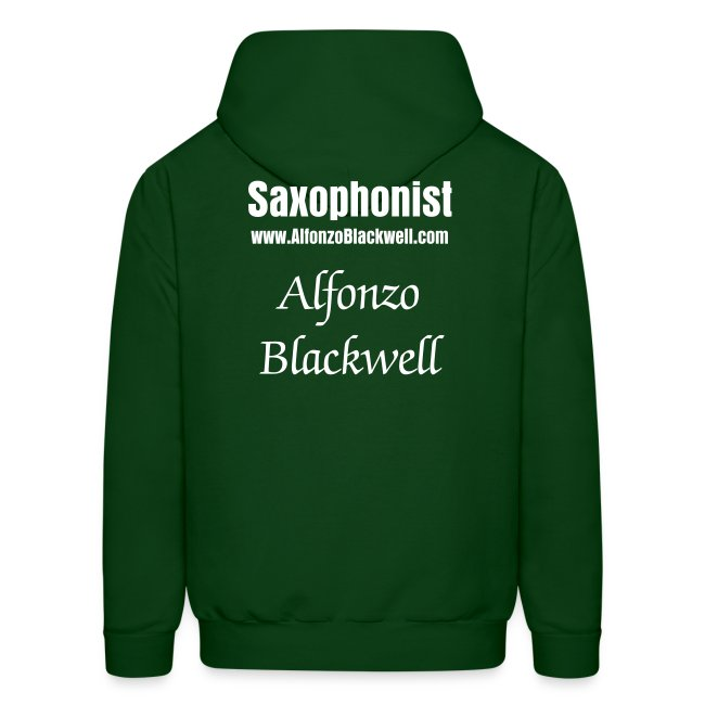 Alfonzo Blackwell men's Hooded Sweat Shirt