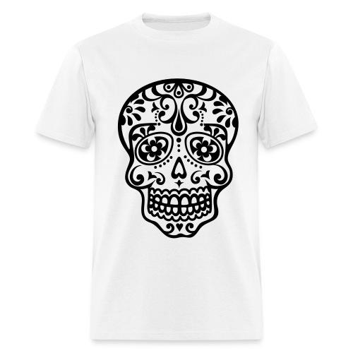 Creative Skull T-Shirt - Men's T-Shirt