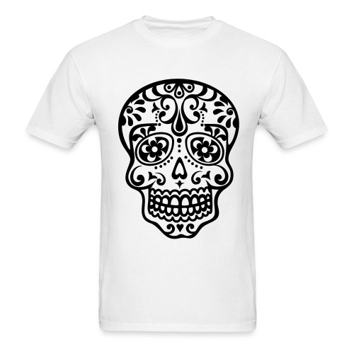 Creative Skull T-Shirt - Men's T-Shirt