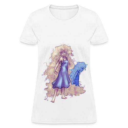 Cress Character T-Shirt - Women's T-Shirt