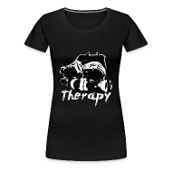 T-Shirts ~ Women's Premium T-Shirt ~ Therapy