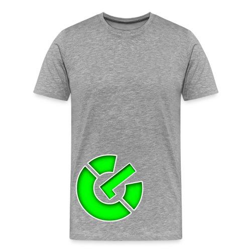 Power On Love - Men's Premium T-Shirt